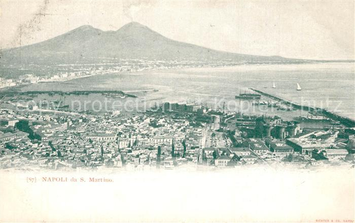 AK / Ansichtskarte Napoli_Neapel  Napoli Neapel