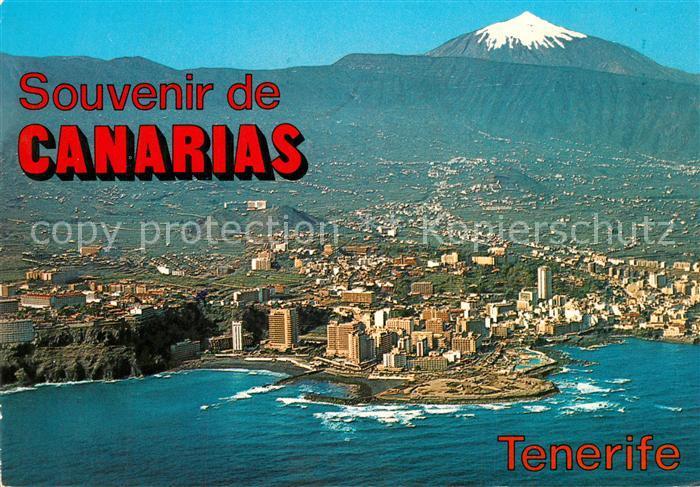 AK / Ansichtskarte Tenerife Teide  Tenerife