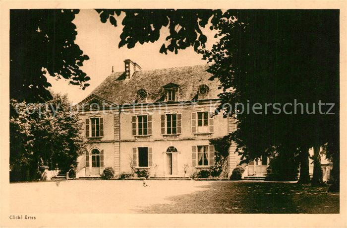 AK / Ansichtskarte La_Roche_aux_Moines Chateau Schloss