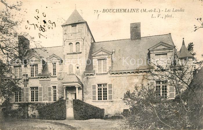 AK / Ansichtskarte Bouchemaine Les Landes Bouchemaine