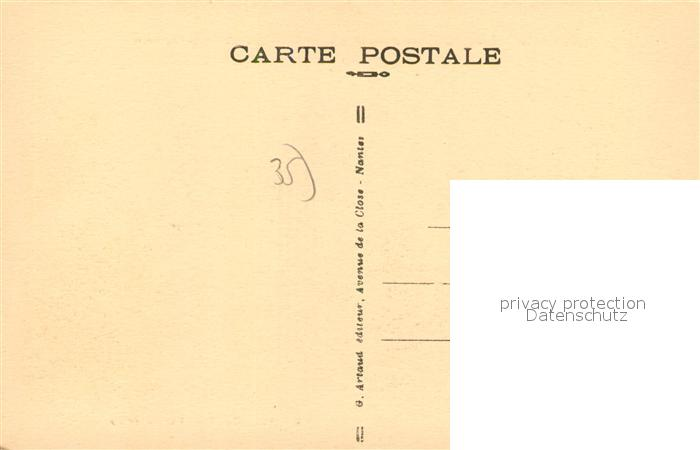 AK / Ansichtskarte Fougeres Vue generale Fougeres 1
