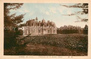 AK / Ansichtskarte Loire Chateau de la Roche d Ire Loire
