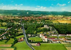 AK / Ansichtskarte Bad_Driburg Sanatorium Berlin und Sanatorium Rosenberg Bad_Driburg
