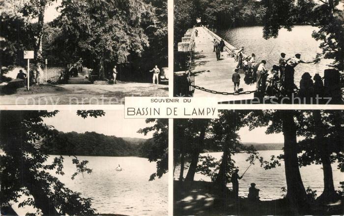 AK / Ansichtskarte Arfons Bassin de Lampy Lac Arfons