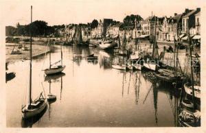 AK / Ansichtskarte Le_Pouliguen Le port bateaux de peche Le_Pouliguen