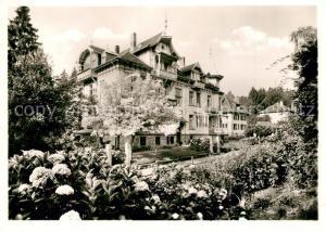 AK / Ansichtskarte Baden Baden Haus R?ssler Baden Baden