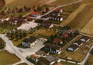 AK / Ansichtskarte Hundham_Miesbach Familienferienwerk Fliegeraufnahme Hundham Miesbach
