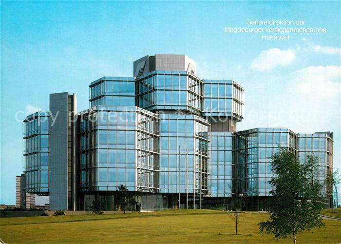 AK / Ansichtskarte Hannover Magdeburger Versicherungsgruppe Hannover