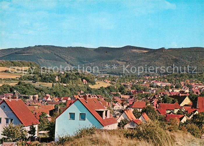 AK / Ansichtskarte Buendheim Ortspanorama Buendheim