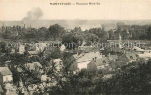 AK / Ansichtskarte Montataire Panorama Montataire