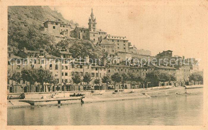 AK / Ansichtskarte Grenoble Bords de l Isere Grenoble