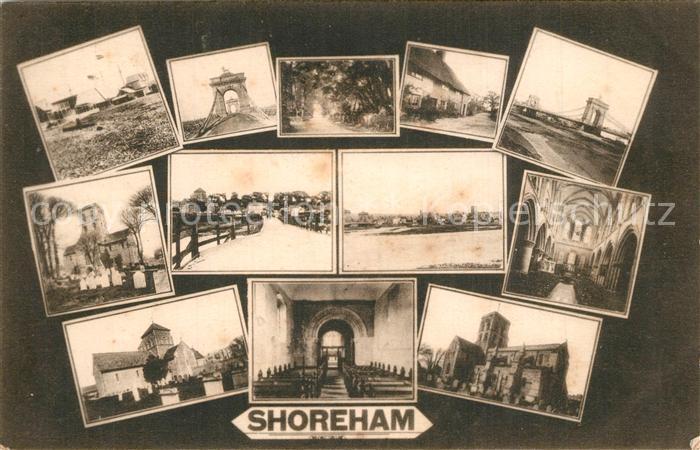 AK / Ansichtskarte Shoreham_by_Sea  Shoreham_by_Sea