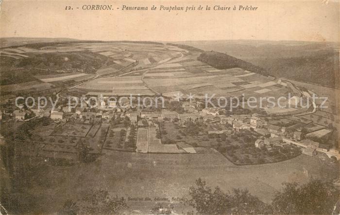 AK / Ansichtskarte Corbion Poupehan