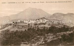 AK / Ansichtskarte Levens_Alpes Maritimes Ligne du Tram  Levens Alpes Maritimes