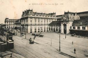 AK / Ansichtskarte Bordeaux Gare du Midi  Bordeaux