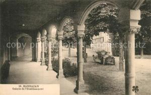 AK / Ansichtskarte Barbazan Galerie de l Etablissement Barbazan