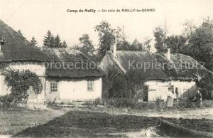 AK / Ansichtskarte Mailly le Camp Un coin de Mailly le Grand Mailly le Camp