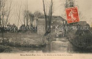 AK / Ansichtskarte Bezu Saint Eloi Moulin Bords de la Levriere Bezu Saint Eloi