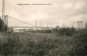 AK / Ansichtskarte Cannes Ecluse Pont  Cannes Ecluse