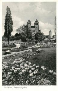 AK / Ansichtskarte Paderborn Paderquellgebiet Paderborn