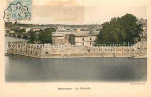 AK / Ansichtskarte Bayonne_Pyrenees_Atlantiques Bazar Central Bayonne_Pyrenees