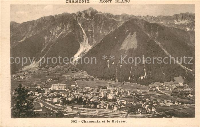 AK / Ansichtskarte Chamonix Mont Blanc  Chamonix