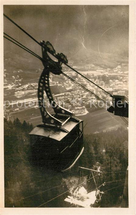 AK / Ansichtskarte Chamonix Teleferique de Plan Chamonix