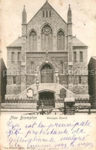 AK / Ansichtskarte Brompton_Hambleton Wesleyan Church Brompton_Hambleton