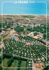 AK / Ansichtskarte Saint_Hilaire_de_Riez Camping La Prairie Vue aerienne Saint_Hilaire_de_Riez