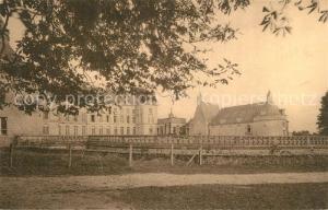 AK / Ansichtskarte Maze_Maine et Loire Chateau de Montgeoffroy Schloss Maze Maine et Loire