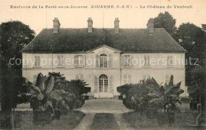 AK / Ansichtskarte Jouarre Chateau de Vauteuil Schloss Jouarre