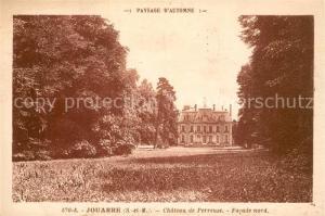 AK / Ansichtskarte Jouarre Chateau de Perreuse Parc Schloss Jouarre