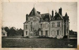 AK / Ansichtskarte Soings en Sologne Chateau de Chanteloire Schloss Soings en Sologne