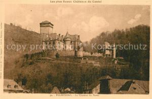 AK / Ansichtskarte Polminhac Chateau du Pestel Schloss Polminhac