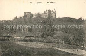 AK / Ansichtskarte Sancerre Chateau Schloss Sancerre