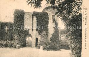 AK / Ansichtskarte Bruyeres le Chatel Chateau de Bruyeres le Chatel Bruyeres le Chatel