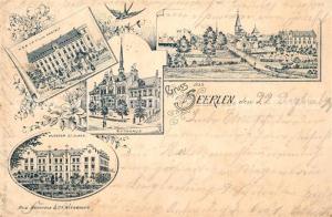 AK / Ansichtskarte Heerlen Kloster Sankt Clara Rathaus Heerlen