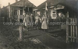 AK / Ansichtskarte Kamien_Koszyrski Feldbahn Regiment  Kamien Koszyrski