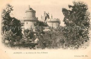 AK / Ansichtskarte Alencon Chateau des Ducs d Alencon Alencon