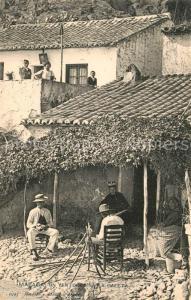 AK / Ansichtskarte Malaga_Andalucia  Malaga_Andalucia