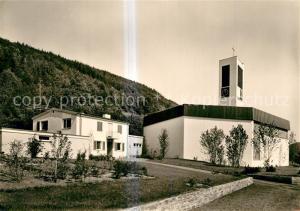 AK / Ansichtskarte Stetten Burladingen Kath Pfarrkirche