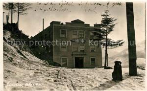 AK / Ansichtskarte Juneau_Alaska Wohnhaus