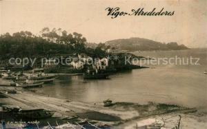 AK / Ansichtskarte Vigo_Galicia_Espana Alrededores