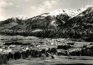 AK / Ansichtskarte Mauthen Panorama Gailtal Mauthen