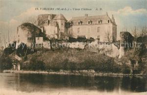 AK / Ansichtskarte Vihiers Vieux Chateau Vihiers