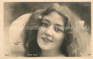 AK / Ansichtskarte Foto_Reutlinger_Paris Schauspielerin Anna Held  Foto_Reutlinger_Paris