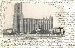 AK / Ansichtskarte Albi_Tarn Cathedrale Albi_Tarn
