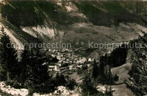 AK / Ansichtskarte Pralognan la Vanoise Vue generale Pralognan la Vanoise