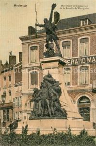 AK / Ansichtskarte Maubeuge Monument commemoratif de la Bataille de Wattignies Maubeuge