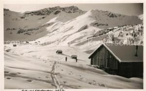 AK / Ansichtskarte Malbun Winterlandschaft Alpen Malbun